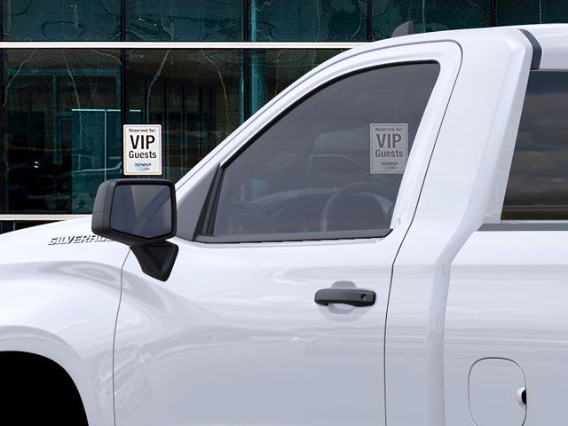 2021 Chevrolet Silverado 1500 Regular Cab 4x2, Pickup #CM01112 - photo 10