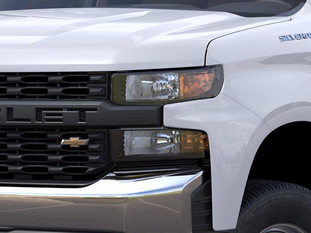 2021 Chevrolet Silverado 1500 Double Cab 4x2, Pickup #CM01128 - photo 8