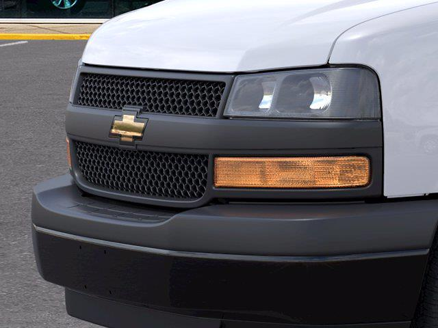 2021 Chevrolet Express 2500 4x2, Empty Cargo Van #CM01130 - photo 11