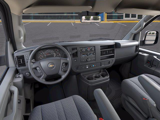 2021 Chevrolet Express 2500 4x2, Empty Cargo Van #CM01130 - photo 12