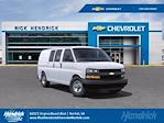 2021 Chevrolet Express 2500 4x2, Empty Cargo Van #CM01130 - photo 1