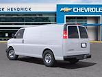 2021 Chevrolet Express 2500 4x2, Empty Cargo Van #CM01130 - photo 4