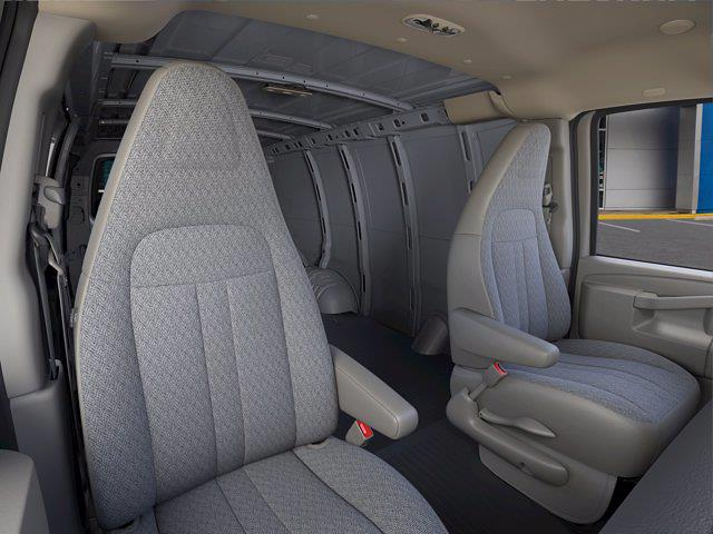 2021 Chevrolet Express 2500 4x2, Empty Cargo Van #CM01131 - photo 13