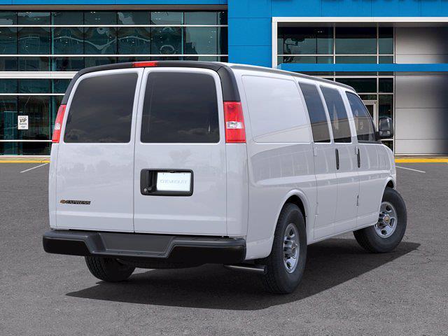 2021 Chevrolet Express 2500 4x2, Empty Cargo Van #CM01131 - photo 1