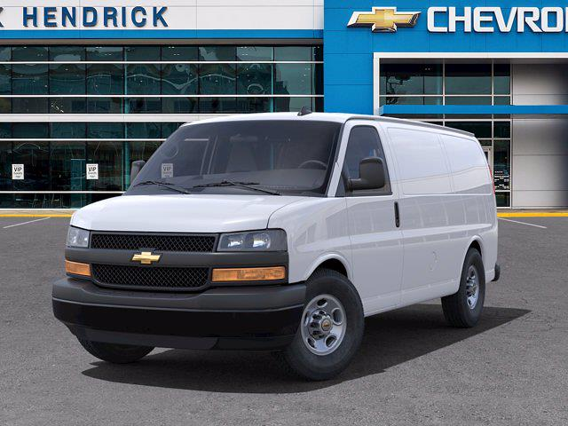 2021 Chevrolet Express 2500 4x2, Empty Cargo Van #CM01131 - photo 6