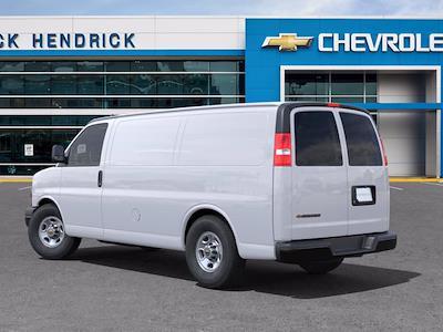2021 Chevrolet Express 2500 4x2, Empty Cargo Van #CM01131 - photo 4