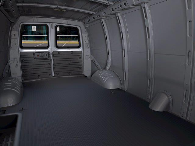 2021 Chevrolet Express 2500 4x2, Empty Cargo Van #CM01133 - photo 14