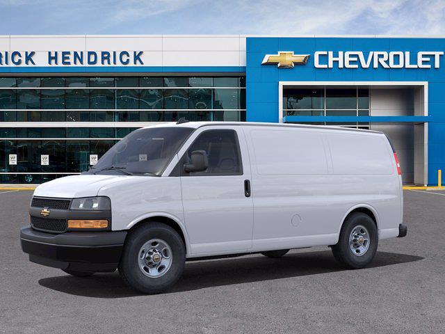 2021 Chevrolet Express 2500 4x2, Empty Cargo Van #CM01133 - photo 3