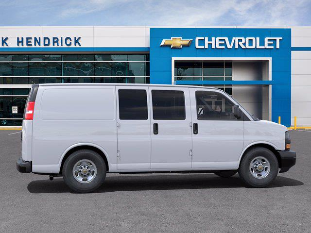 2021 Chevrolet Express 2500 4x2, Empty Cargo Van #CM01133 - photo 5