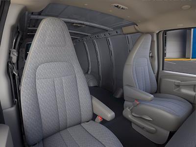 2021 Chevrolet Express 2500 4x2, Empty Cargo Van #CM01133 - photo 13