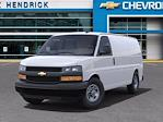 2021 Chevrolet Express 2500 4x2, Empty Cargo Van #CM01133 - photo 6