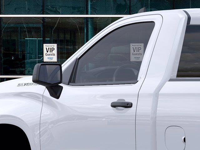 2021 Chevrolet Silverado 1500 Regular Cab 4x2, Pickup #CM01135 - photo 10