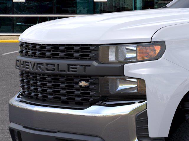2021 Chevrolet Silverado 1500 Regular Cab 4x2, Pickup #CM01135 - photo 11