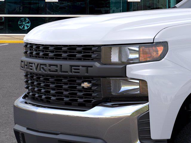 2021 Chevrolet Silverado 1500 Crew Cab 4x2, Pickup #CM01204 - photo 11