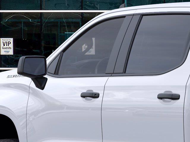 2021 Chevrolet Silverado 1500 Crew Cab 4x2, Pickup #CM01206 - photo 10