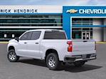 2021 Chevrolet Silverado 1500 Crew Cab 4x2, Pickup #CM01207 - photo 4
