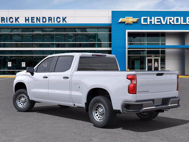 2021 Chevrolet Silverado 1500 Crew Cab 4x4, Pickup #CM01209 - photo 4