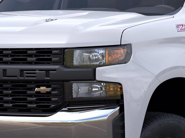 2021 Chevrolet Silverado 1500 Crew Cab 4x4, Pickup #CM01209 - photo 8