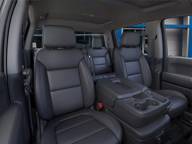 2021 Chevrolet Silverado 1500 Crew Cab 4x4, Pickup #CM01210 - photo 13
