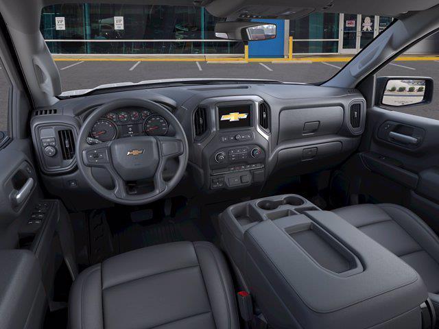 2021 Chevrolet Silverado 1500 Crew Cab 4x2, Pickup #CM01215 - photo 12