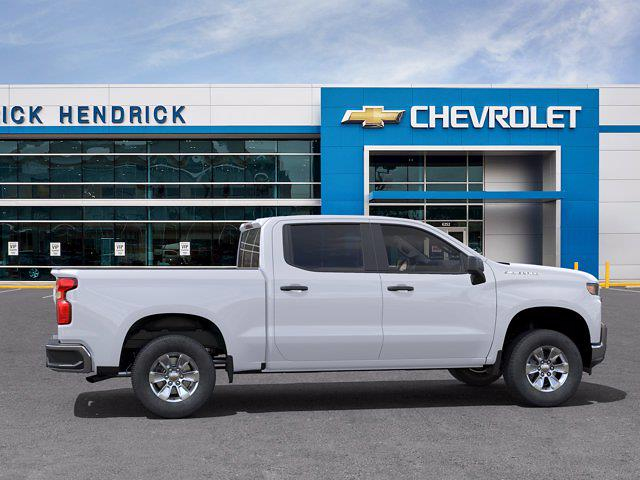 2021 Chevrolet Silverado 1500 Crew Cab 4x2, Pickup #CM01215 - photo 5