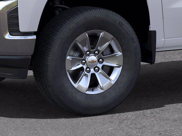 2021 Chevrolet Silverado 1500 Crew Cab 4x2, Pickup #CM01215 - photo 7