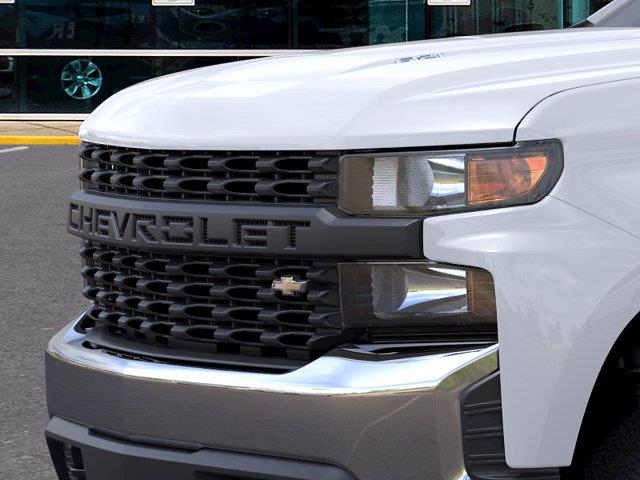 2021 Chevrolet Silverado 1500 Crew Cab 4x4, Pickup #CM01218 - photo 11