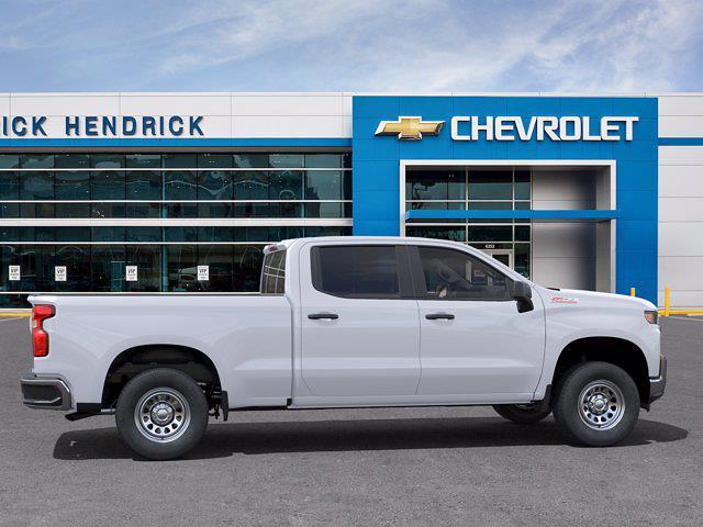 2021 Chevrolet Silverado 1500 Crew Cab 4x4, Pickup #CM01220 - photo 5