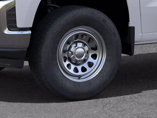 2021 Chevrolet Silverado 1500 Crew Cab 4x4, Pickup #CM01221 - photo 7
