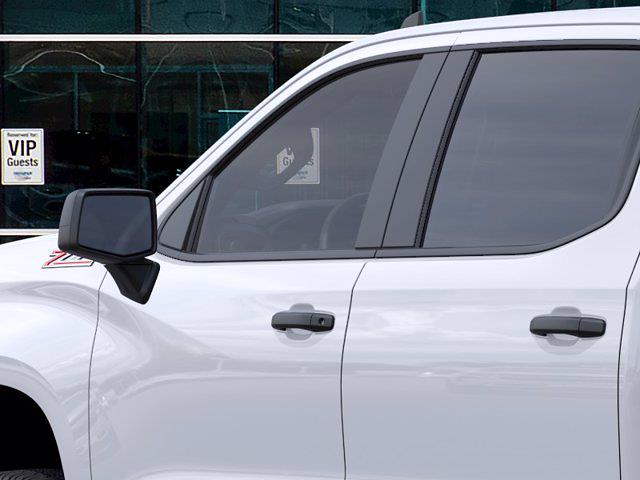 2021 Chevrolet Silverado 1500 Crew Cab 4x4, Pickup #CM01222 - photo 10