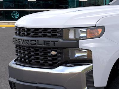 2021 Chevrolet Silverado 1500 Crew Cab 4x4, Pickup #CM01222 - photo 11