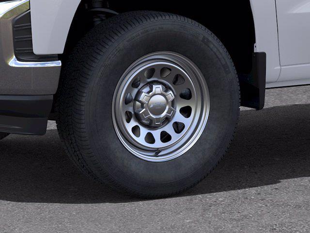 2021 Chevrolet Silverado 1500 Crew Cab 4x4, Pickup #CM01224 - photo 7