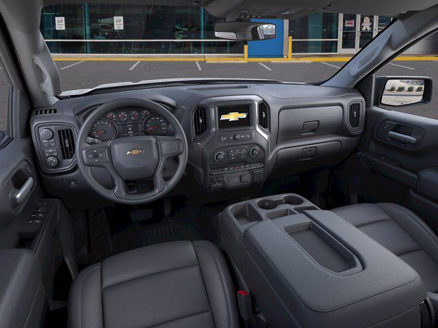 2021 Silverado 1500 Double Cab 4x4,  Pickup #CM01276 - photo 12