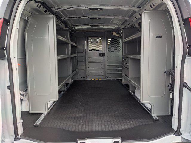 2021 Chevrolet Express 2500 4x2, Adrian Steel Upfitted Cargo Van #DCM00894 - photo 2
