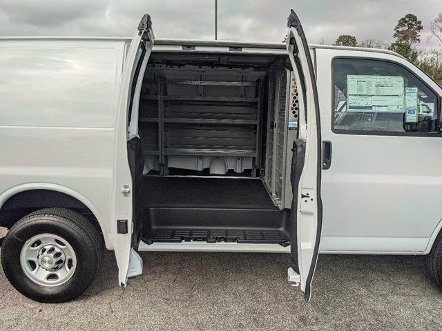 2021 Chevrolet Express 2500 4x2, Adrian Steel Upfitted Cargo Van #DCM00894 - photo 29