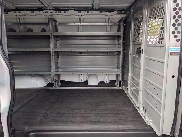 2021 Chevrolet Express 2500 4x2, Adrian Steel Upfitted Cargo Van #DCM00894 - photo 30
