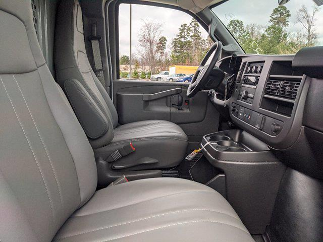 2021 Chevrolet Express 2500 4x2, Adrian Steel Upfitted Cargo Van #DCM00894 - photo 35