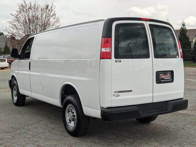 2021 Chevrolet Express 2500 4x2, Adrian Steel Upfitted Cargo Van #DCM00894 - photo 6