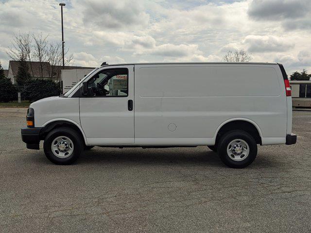 2021 Chevrolet Express 2500 4x2, Adrian Steel Upfitted Cargo Van #DCM00894 - photo 7