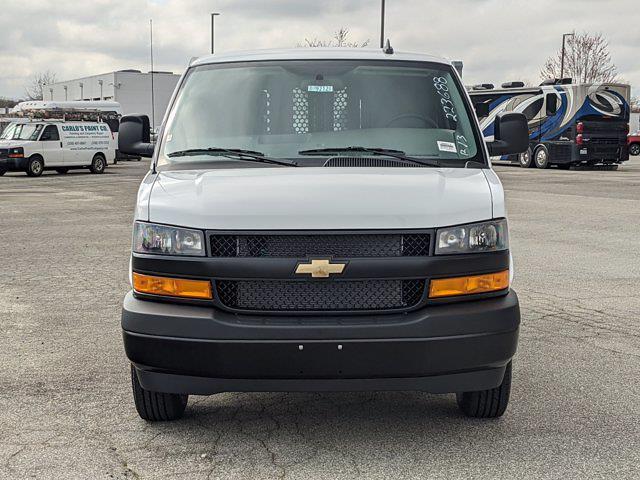 2021 Chevrolet Express 2500 4x2, Adrian Steel Upfitted Cargo Van #DCM00894 - photo 9
