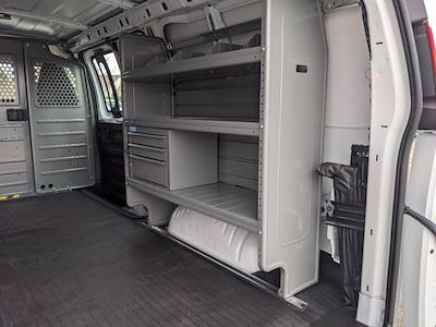 2021 Chevrolet Express 2500 4x2, Adrian Steel Upfitted Cargo Van #DCM00894 - photo 27