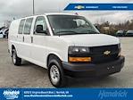2021 Chevrolet Express 2500 4x2, Adrian Steel Upfitted Cargo Van #DCM00894 - photo 1