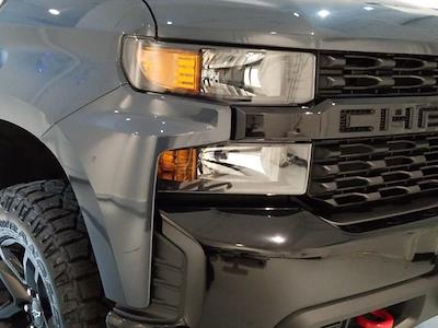 2020 Chevrolet Silverado 1500 Crew Cab 4x4, Pickup #DM01063A - photo 10