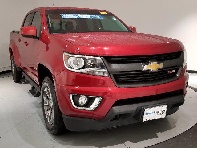 2016 Chevrolet Colorado Crew Cab 4x4, Pickup #M00832B - photo 3