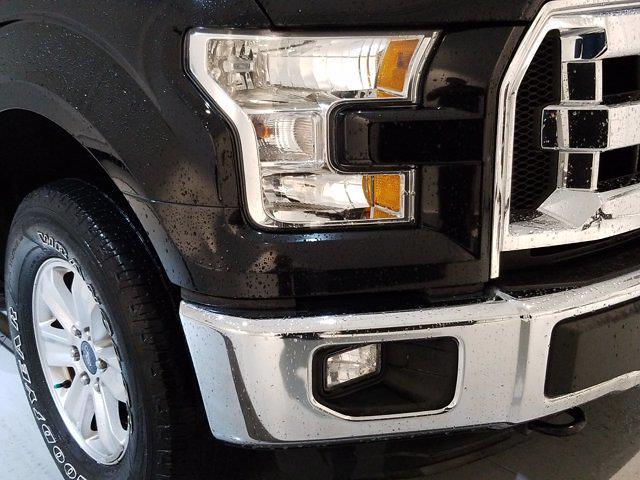 2016 Ford F-150 SuperCrew Cab 4x4, Pickup #M00926A - photo 10