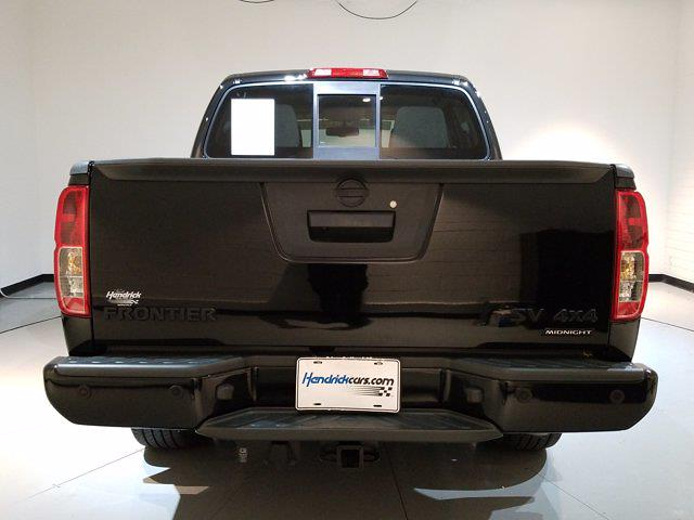 2019 Nissan Frontier Crew Cab 4x4, Pickup #M00927A - photo 6