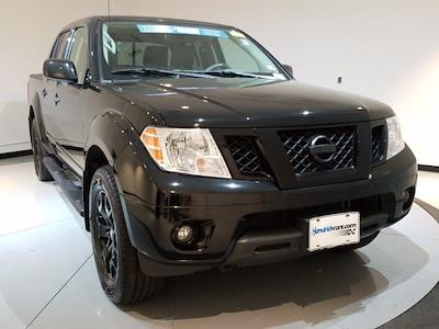 2019 Nissan Frontier Crew Cab 4x4, Pickup #M00927A - photo 3