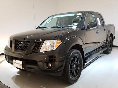 2019 Nissan Frontier Crew Cab 4x4, Pickup #M00927A - photo 8