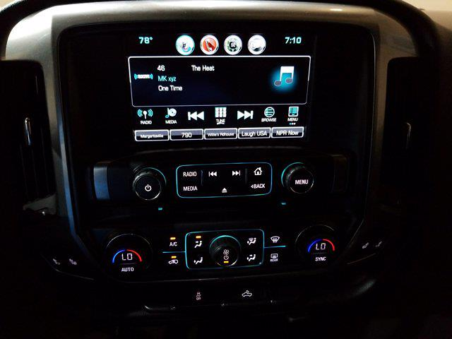 2018 Chevrolet Silverado 1500 Crew Cab 4x4, Pickup #M00965A - photo 22