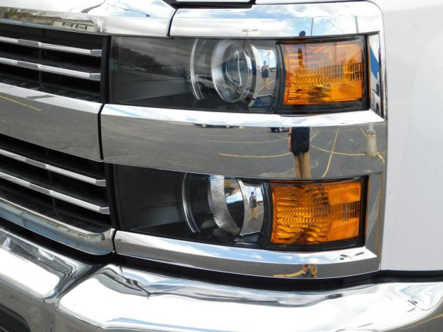 2017 Silverado 3500 Regular Cab DRW 4x2,  Reading Contractor Body #M171173 - photo 11